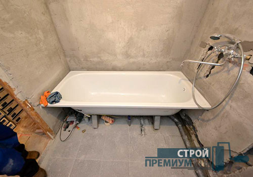 Ремонт ванной комнаты от «А» до «Я»